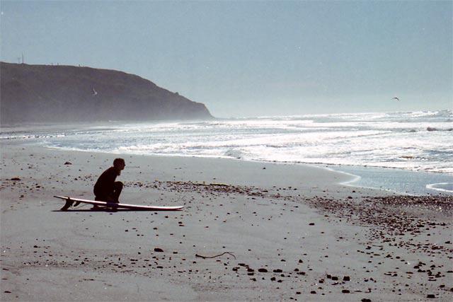 Surfer I © Dennis Mojado