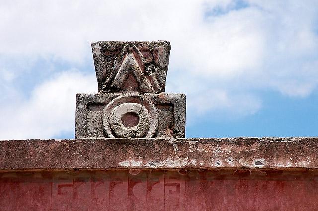 Toltec Emblem © Dennis Mojado
