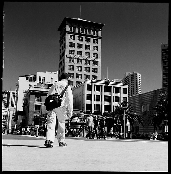Union Square © Dennis Mojado