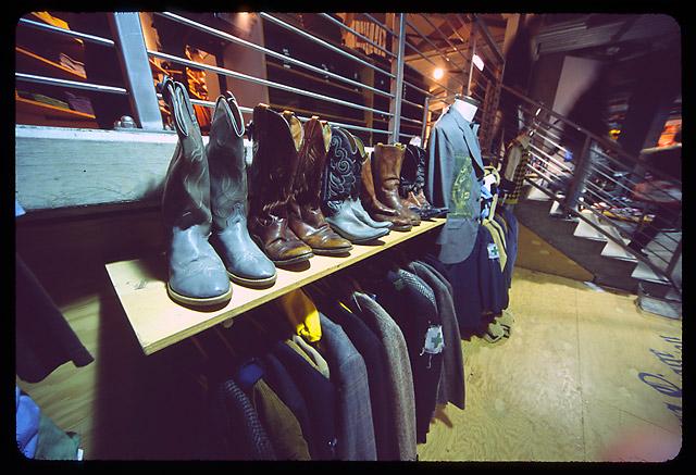 Urban Boots © Dennis Mojado