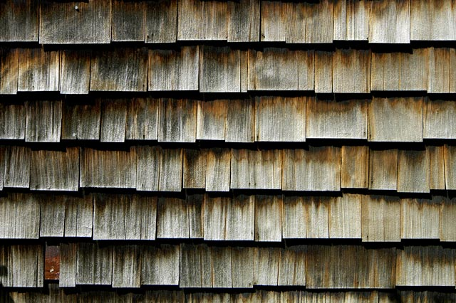 Wood slats © Dennis Mojado
