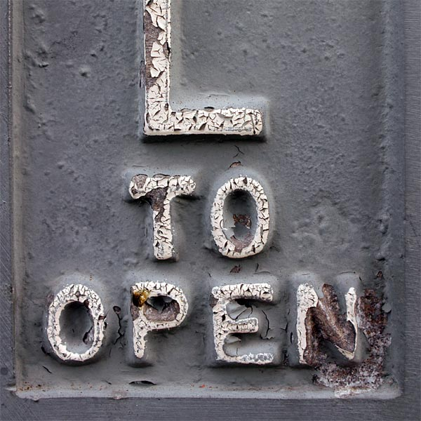 Pull To Open © Dennis Mojado
